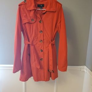 Forever 21 trench coat size 12